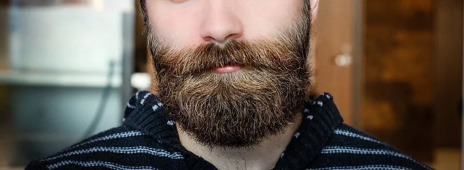 gezonde baard