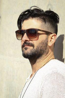 perfect getrimde baard